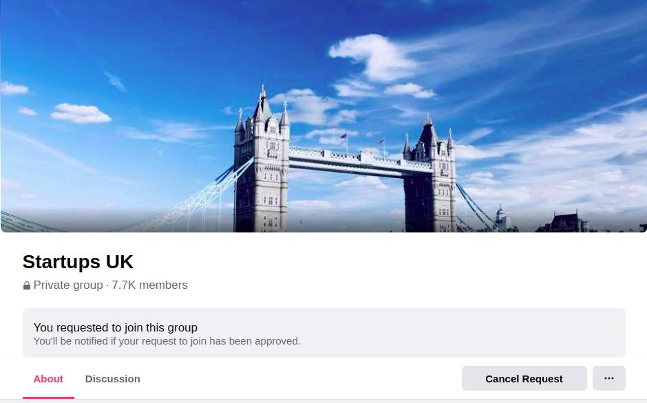 Online Communities on facebook
